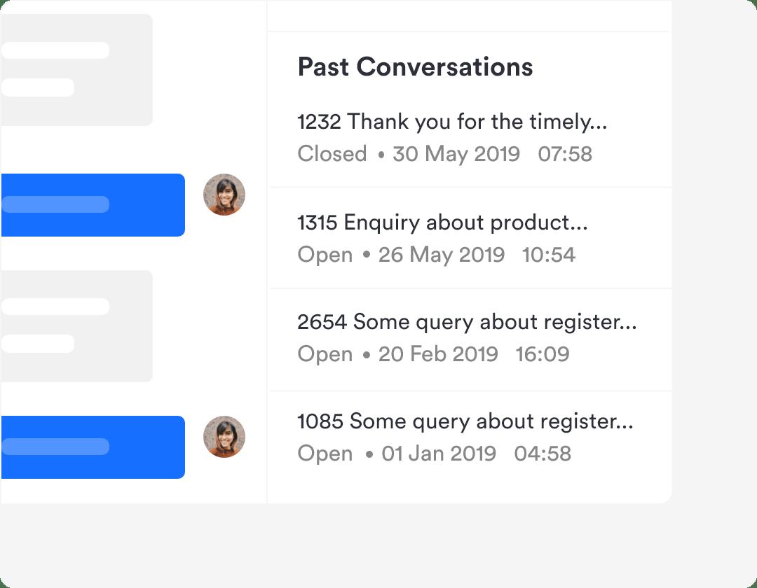 historical conversations